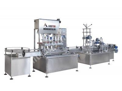 Grape Molasses Filling Machine