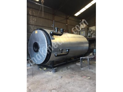 Used Thermal Oil Boiler
