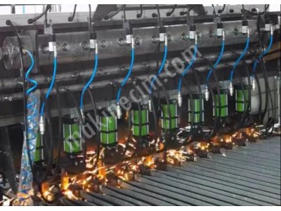 Steel Mesh Welding Machine