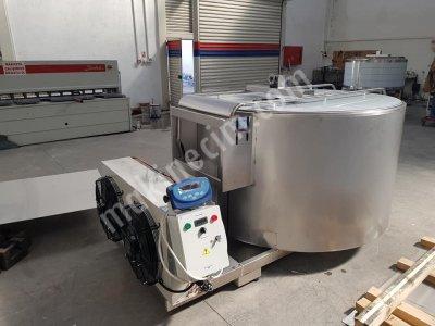 1500 Kg Süt Sogutma Tankı