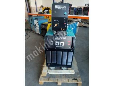 Atikerweld 400 Amper Su Soğutmalı Gazaktı Kaynak Makinesi