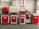 Pvc Makinaları Anadolu Makinadan 5 Adet Kırmızı Seri