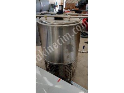 200 Litre Özel Üretim Süt Soğutma Tankı
