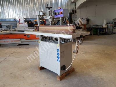 2. El Robotlu Zımpara Makinesi Çelik Makine Obt 160