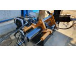 Yatay Alüminyum Talaş Paketleme Briket Makinası