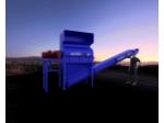 Saman,yem, Yonca Parçalama Makinası