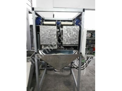Terazili Dikey Paketleme Makinası