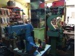 Masuralı Fora, Ayakkabı Dikiş Makinesi