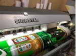 Digital Eco Solvent Banner Printer