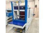 Kartonsuz Tavasız  Shrink Makinesi Hasır Tel Örgü Bantlı