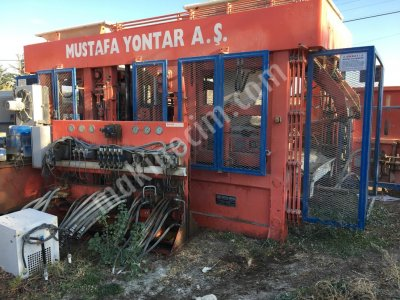 Used Concrete Paving Machine