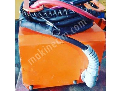 Fizyon Kaynak Hdpe Boru Kaynak Makinesi Satılıktır.