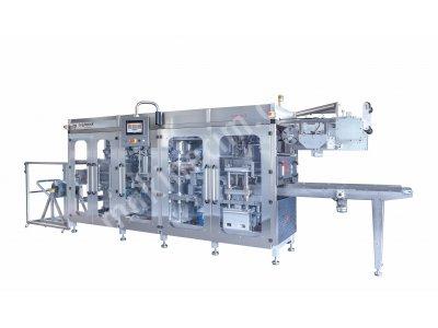 Tam Otomatik Bardak Su Paketleme Makinesi (Brp-10/s Serisi)