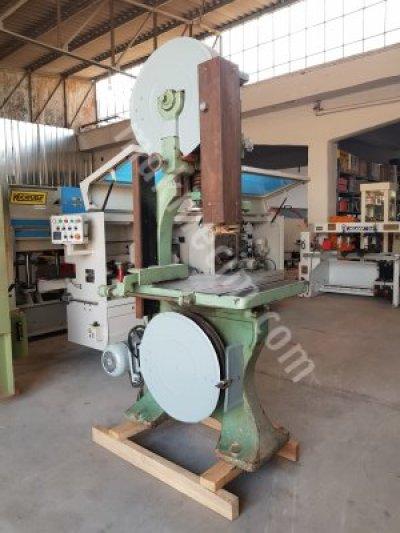 2. El Şerit Testere Hizar Makinesi Şener 60 Cm
