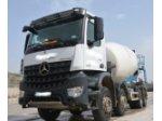 Satılık Trans Mikser Mercedes Arocs 4142