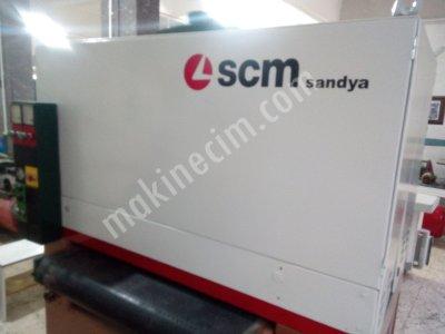 Scm 110Luk Kalibre Zımpara Makinesi