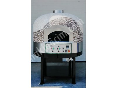 Maxımum  Bottom And Insıde Heated Gas Oven