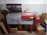 May Metal Kapaklı Tip L Kesim Shrink Ambalaj Paketleme Makinesi ( Pvc Polıolefın )