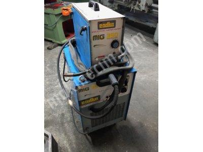 Gaz Altı Kaynak 350 Amper Endka Mig 350