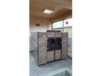Endüstriyel Pişirme Ekipmanları Konya Pide Lahmacun Fırınları +KDV