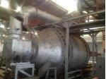 Alüminyum Ergitme Fırını 12 Ton Kapasiteli Doğalgazlı
