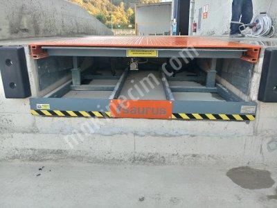 telescopic ramp, telescopic lip, dock leveler, Hydraulic ramp, loading bay