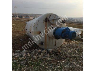 Topraklama Tankı