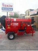 4 m3 traktörlü yem karma makinası