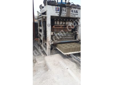 Cobblestone Mold Making Machine