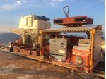 Used Fantini Marble Cutting Machine
