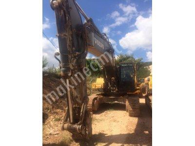 Used Volvo 480 Excavator,