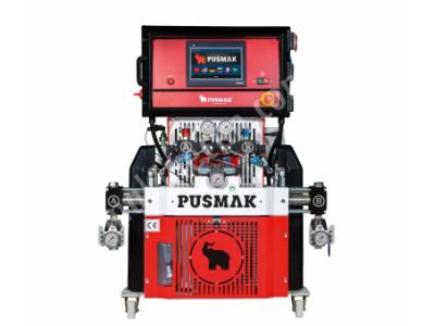 Poliüretan Ve Poliüre Makinesi Pu-Smart (Akıllı, Uzaktan Kumanda Edilebilir)