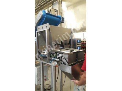 2 Kefeli Yarı Otomatik Dolum Makinası