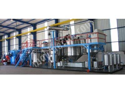 Biyodizel Üretim Tesisleri - Akfen Makina