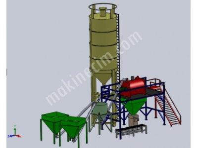 Yapı Kimyasalları Üretim Tesisi 3