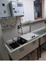 Mini 2 Gözlü Elektropolisaj Makinesi ( Parlak Ve Satin Efekt )