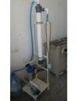 Ultrafiltre Seti ( Membran + Manyetik Pompa + Housing Ve Sehpa Komple Set )