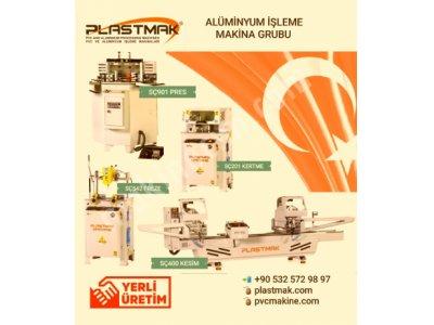 Alüminyum Makina Grubı