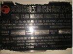 Tung Yang Htnt-10-3200 Ramöz Gergili Kurutma Ve En Fikse Makinası