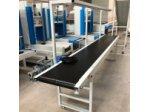Ürün Montaj Paketleme Hat Konveyörü  Hız Kontrollü Sensörlü 4 Mt