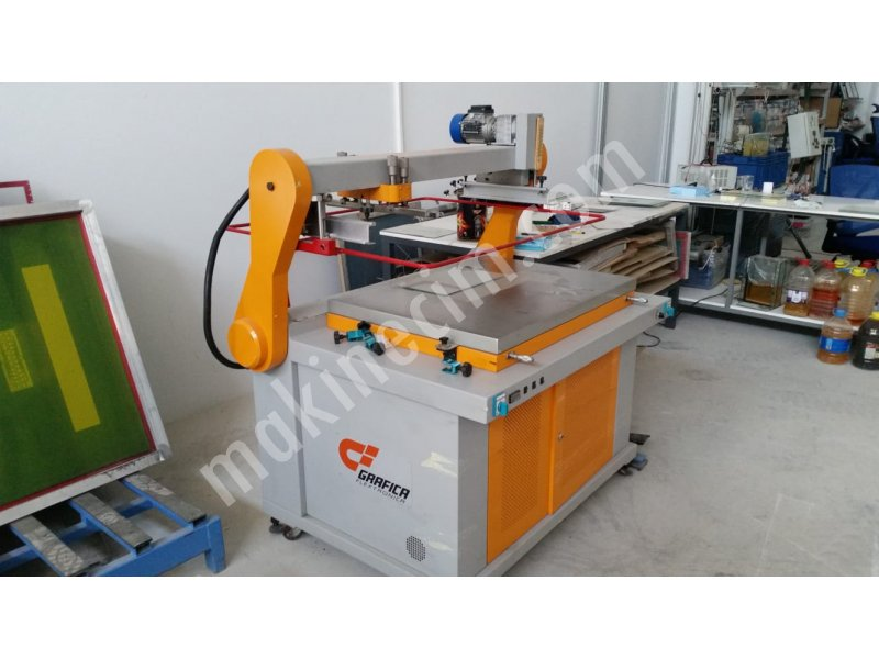 Flextronica Silk Screen Print Machine (servo) 559x711mm