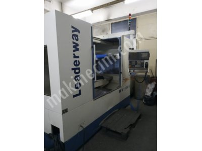 Cnc Dik İşlem Leaderway