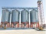 صومعة مخزون القمح