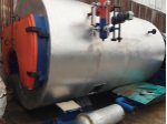 Used hot oil boilers