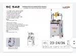 2020 Yeni Model Alüminyum Freze Makinası