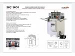2020 Yeni Model Alüminyum Köşe Presi(Pnomatik)