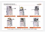 2020 Yeni Model 6Lı Tekli Set Makinalar Profesyonel