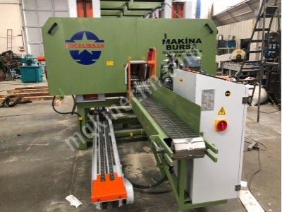 Yatay Şerit Makinesi  4 Testereli