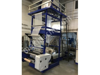 Tunçman ( 105 Cm ) Poşet Makinası