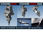Ultrasonik Robotik Neşter (Robotik Kol Hariç) 20Khz